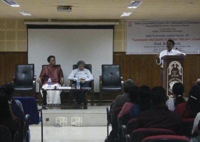 02 Prof. Abdul Salim delivering welcome speech