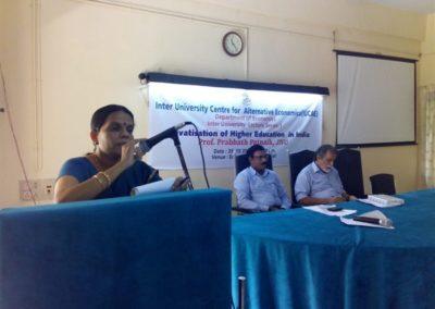03Dr. Manju S Nair,welcome speech