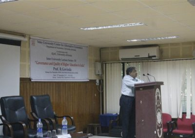 04 Lecture by Prof. R Govinda