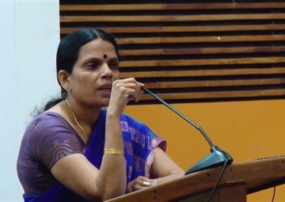 07 Vote of Thanks by Dr. Manju S Nair