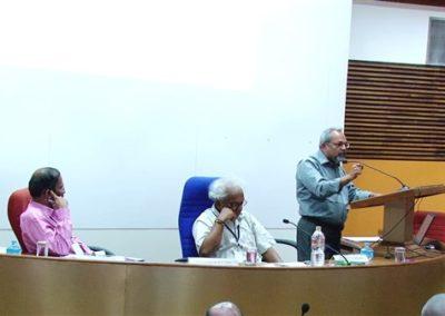 09 Prof. N V Varghese as Key speaker in the Technical Session 1