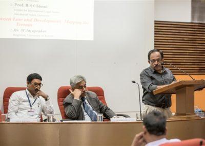 11 Felicitation by Dr. M Jayaprakas