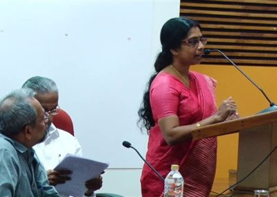 12 Dr.Asha J V presenting paper in the Technical Session II