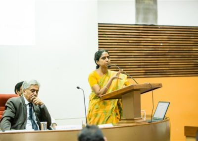 12. Vote of Thanks by Dr. Anitha in the Inaugural Session