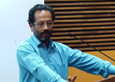 13 Dr.Radhakrishnan presenting paper in the Technical Session 1