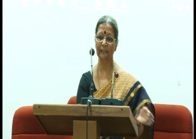 13-Prof . Padmini Swaminathan as speaker in the Technical Session II