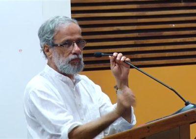 15 Prof. Rajan Gurukkal as Key speaker in the Technical Session IV
