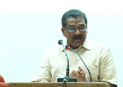 17-Dr. M Kabir as speaker in the technical Session III