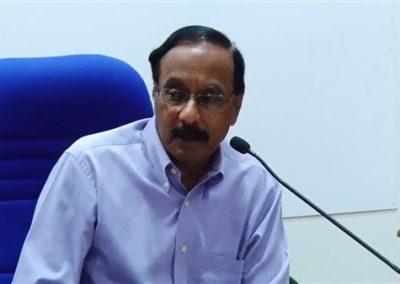19 Prof. N Varaprasad as Key speaker in the Technical Session V