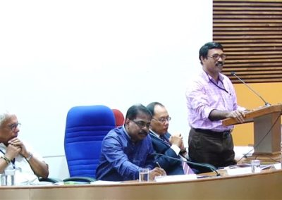 2-Welcome Speech by Prof.A.Abdul Salim in the Inaugural Session