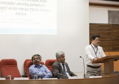 2.Welcome speech by Prof. Abdul Salim in the Inaugural Session