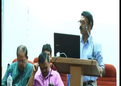 21-Prof.A.Abdul Salim as speaker in Technical Session V