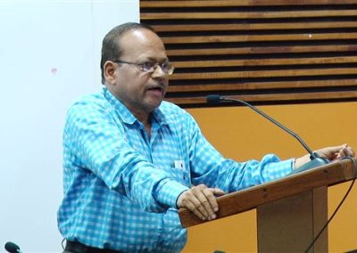 22 Dr. N Murukan presenting paper in the Technical Session VI