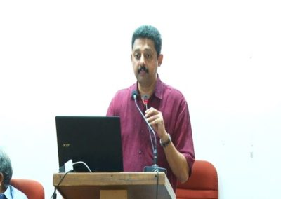 25-Prof.R Ramakumar as speaker in the Technical Session VI