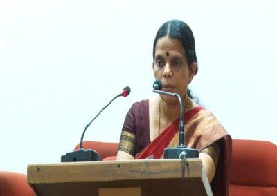 26-Dr.Manju S Nair presenting paper in the Technical Session VI
