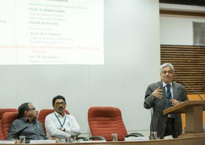 4. Keynote Address by Prof. B S Chimni