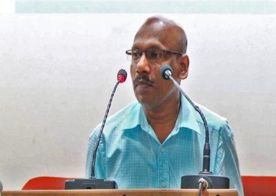 8-Felicitation by Dr.A.K.Prasad