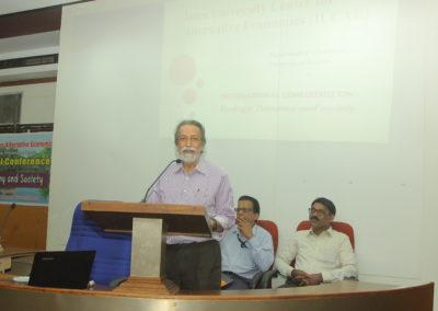 Inaugural Address by Prof. Prabhat Patnaik