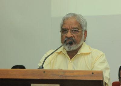 Key note Address by Padma Shri M. ChandraDathan
