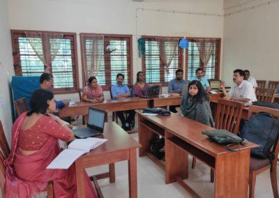 Group discussion on Public Economics/ Finance & Capital Market