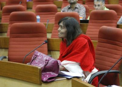 Dr. Amita Shah as Chairperson