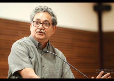Valedictory Address by Dr. V K Ramachandran