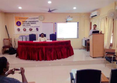 Lecture XVIII: Prof. Ram Singh