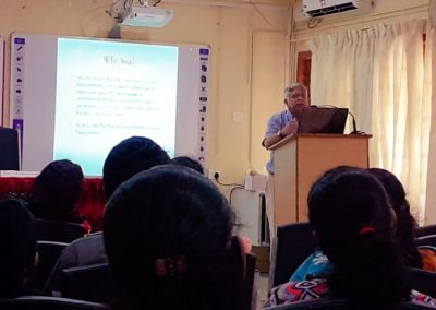 Lecture XVI by Prof. C P Chandrasekhar
