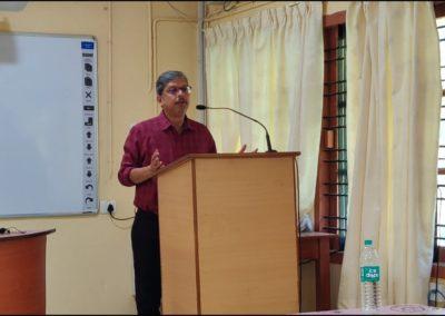 Lecture XIII- Prof. Satyaki Roy