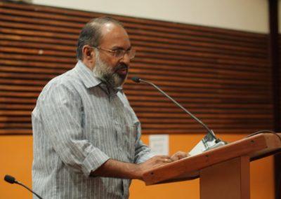 Valedictory Address by Pro-Vice Chancellor Dr. Ajaya Kumar PP