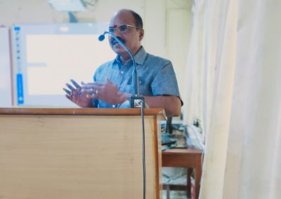 Felicitation by Prof. P Arunachalam