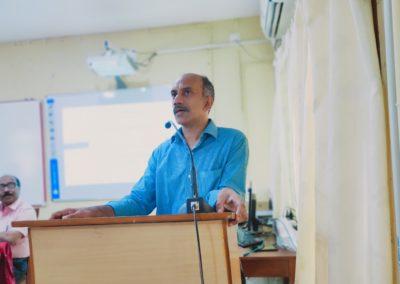 Dr. Krishnakumar. S as Subject Expert of  Macroeconomics I & II