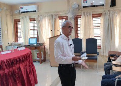 D Narayana as subject expert