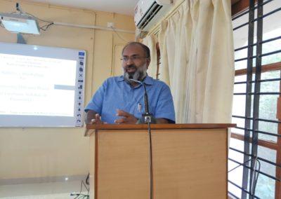 Valedictory Address by Pro-Vice Chancellor Prof. P.P. Ajayakumar