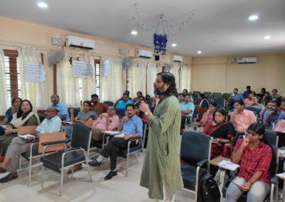 Dr. Surajit Das as subject expert of Basic & Advanced Econometrics